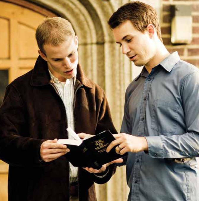 Effective strategies for member missionarywork