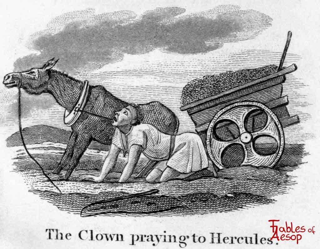 taylor-0031-clown-praying-to-hercules